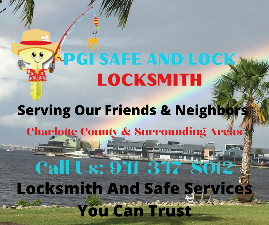 Locksmith Services Charlotte County Florida